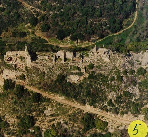 שיקום מבצר המונפור בגליל