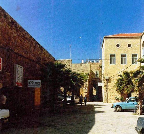 עכו העתיקה – הרחוב הדרומי